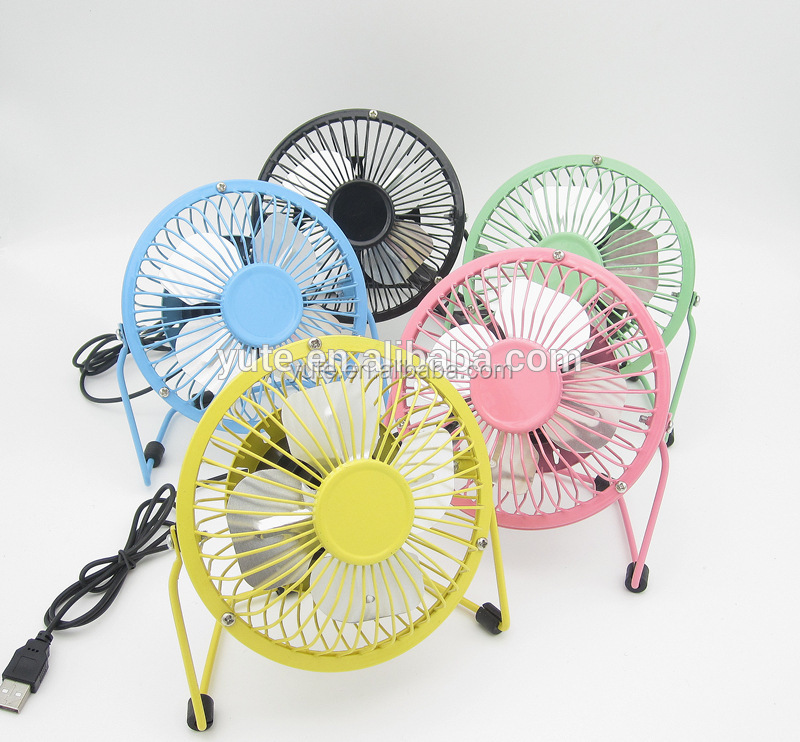 Personal laptop mobile powerful desk portable usb powered fan electric quiet mini micro usb port fan