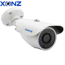 Security surveillance System White Color 1080P 2MP IP Outdoor Bullet underwater cctv camera