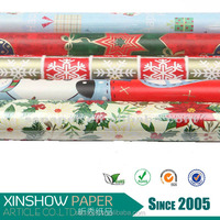 60g woodpulp gift wrapping paper paper printer