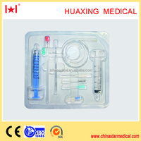 epidural anesthesia puncture kit(epidural needle/anesthesia catheter/syringe/connector/liquid filter)