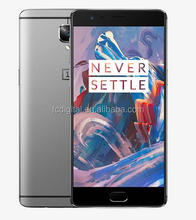 4G LTE Mobile Phone OnePlus 3T Snapdragon 820 6GB RAM 5.5'' FHD Corning Gorilla Glass 3 8MP+16MP Camera 4G Phone