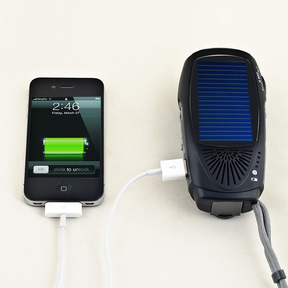 Solar power bank rechargeable lamps factory
