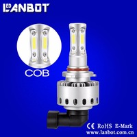 CE RoHs Certification and 12V Voltage 40W LED Lamp 7P h4 h7 h8 h11 h16 9005 9006 led headlight