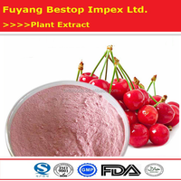 Zhen Ye Ying Tao Natural Top Quality Acerola Cherry Extract Powder