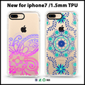 Soft tpu cover china mandala for iphone7 7 plus companies looking for distributors case for iphone 7 tpu case phonecase case 6