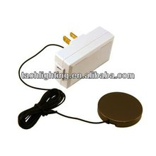 Touch dimmer switch for fluorescent/incandescent/led lamp