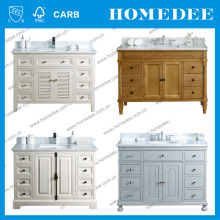 2017 chinese modern bathroom vanity cabinet