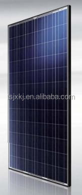 25years warranty TUV CE ISO 300w poly amorphous silicon solar pv module