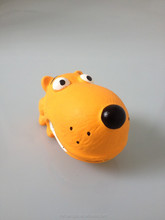 Dog Latex Toy and Big Head Squeaky Natural Pet