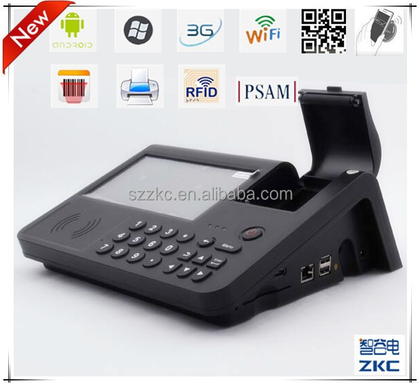 7 inch Android POS Skimmer PC700