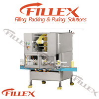 Stretch Sleeve Labeling plant for Multipack