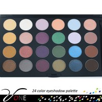 Trade Assurance Makeup Kit Shiny 24 Colors Great Eye Shadow