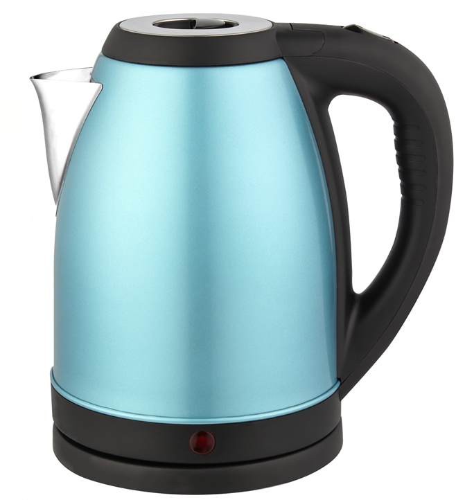 Baidu Factory Directly Wholesale Wide Mouth Instant Hot Stainless Steel Electric Tea Kettle multicolors for selection