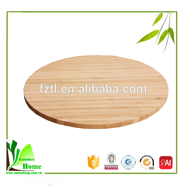 Quality-assured vegetable and fruit bamboo cutting board set