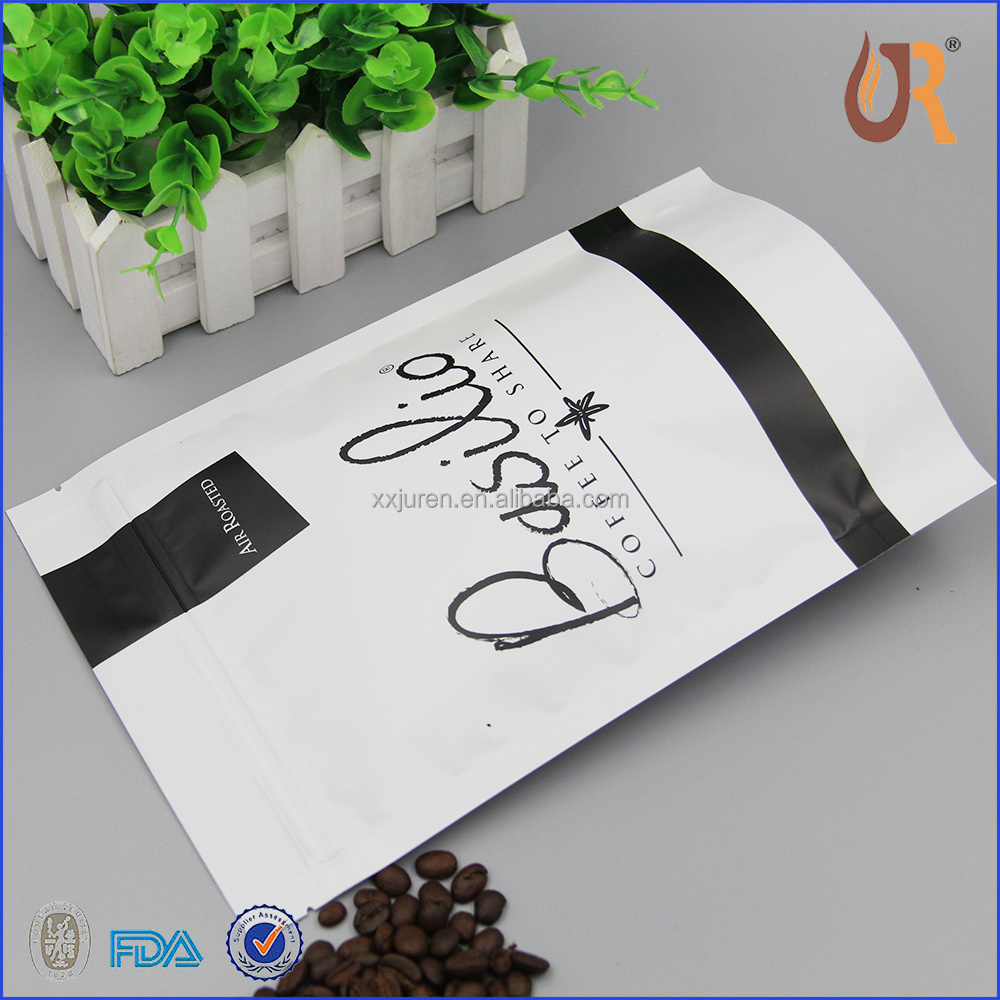 Aluminum foil coffee bags/ side gusset coffee bag/Coffee beans package