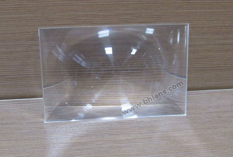 high transparent pmma mobile phone screen magnifier for Phone