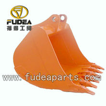 standard bucket capacity JCB Bucket for excavator