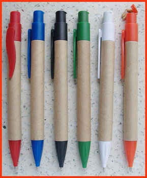 2013 recycled paper seed pen