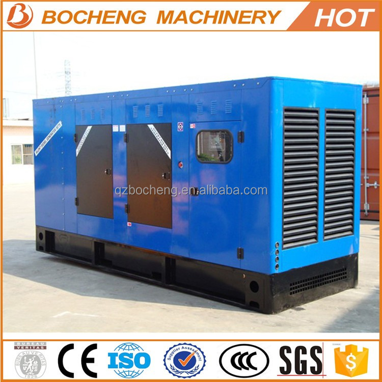 100 kw / 125 kva reefer container generator sets wih diesel engine