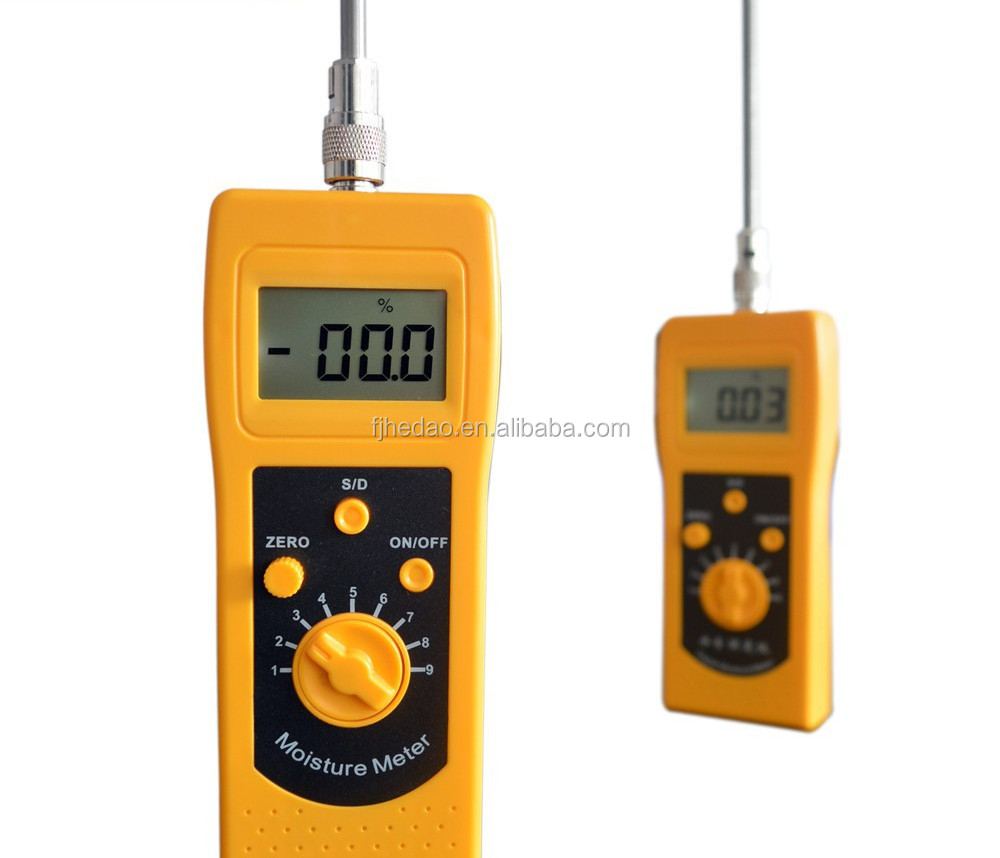 DM300 Professional portable digital soil moisture meter