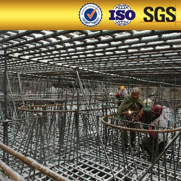 hot sale alloy steel 12mm 10mm 32mm Ferro Armature reinforcing steel rebars iso9001per kg