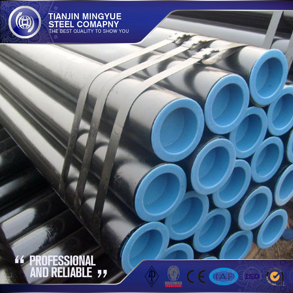 API 5L GR.B oil and gas line seamless steel pipes