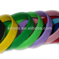 New design pulseras de silicona de china, OEM is welcomed China silicone bracelet,silicone wristband