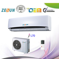 Solar Air Conditioner Wall Mounted Split
