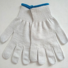 Working Cotton Glove Protective White Hand Gloves