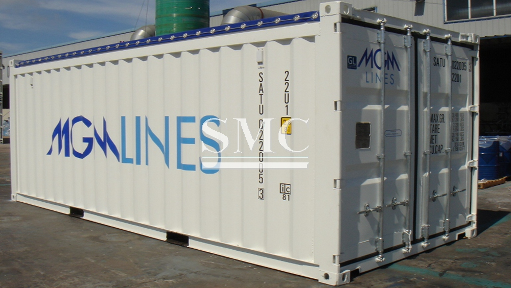Container,bitumen container,sound proof container