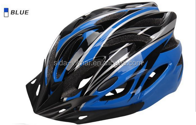 EPS Ultralight Mountain Bike Helmet Comfort Safety Helmet Free Size,9Colors