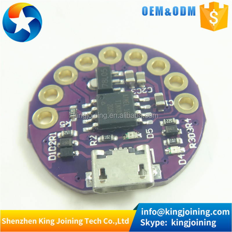 KJ189 LilyPad ATTINY85 digispark Wearable device NANO for arduinos