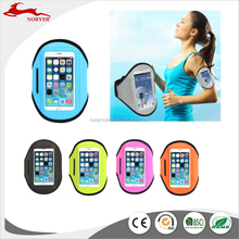 Waterproof armband for mobile phone, universal sports armband/ arm case, custom football captain armband