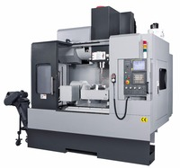 5 axis cnc vertical machining center