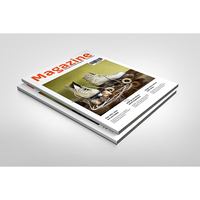 wholesale glossy magazine with quality printing