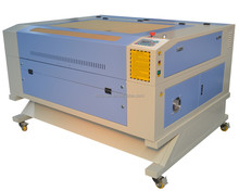 Top quality RECI tube 900*1200mm CNC laser cutting machine price for fabric / Wood / paper / mdf