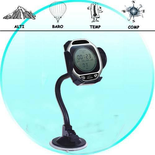 Digital Altimeter & Compass