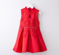 2015 Chinese design style new model girl chothing girl dress