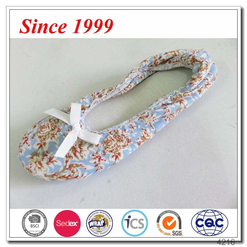 flats shoe metallic foldable ballet shoes lady flats shoe metallic foldable ballet shoes lady wholesale made in China