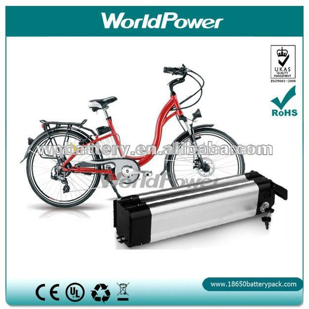 Rechargeable Samsung 2200mAh cell 36V 10Ah electric bike li ion battery pack with bafang motor