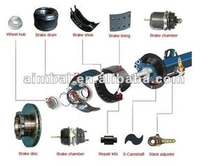 compatible with YORK truck spare parts