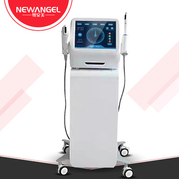 2018 Newest 2 in 1 professional hifu machine face and vaginal