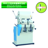 double belts dowel Sanding machine