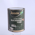 Good quality 1KG packing Black chalkboard paint for Decoration