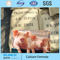 China Factory High Quality 98% Construction Material Calcium Formate Crystalline
