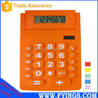 chinese calculator 8 digit solar electronic big size desktop calculator wholesale