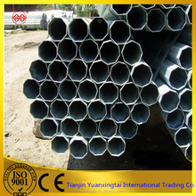 structural carbon steel octagon steel tube