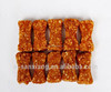 chicken meat blocks with rice dog treat food pet snacks