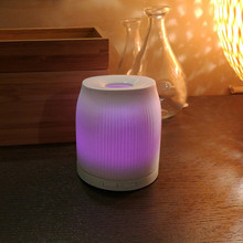 Aroma diffuser air purifier, waterless aromatherapy diffuserwith LED light GH2108