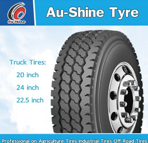 2016 Radial truck tyre 10.00R20 315 / 80R22.5 235/75r17.5 china tire supplier